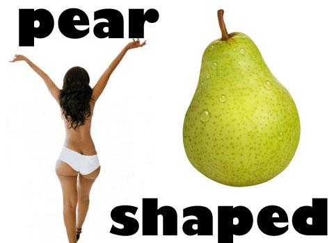 Big Pear-Shaped Women