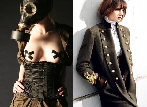 military-fashion