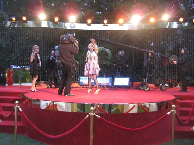 qvc stage