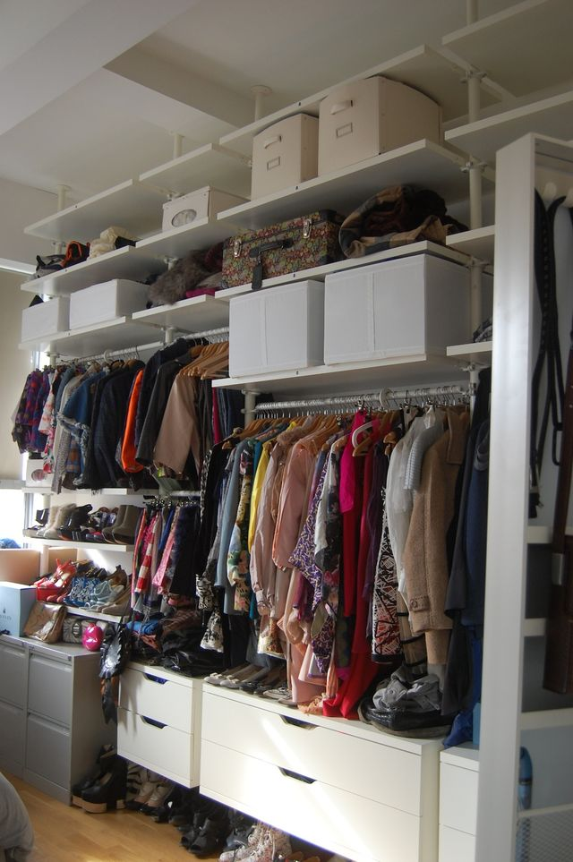 Inspired by celebrity closets lauren messiah for Inspired closets