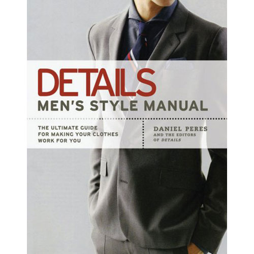 details mens style book
