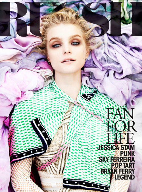 the language of fashion magazines She announced the preparations for and publication of that magazine in  i  believe that fashion is a language, that is, it establishes a certain protocol in the.