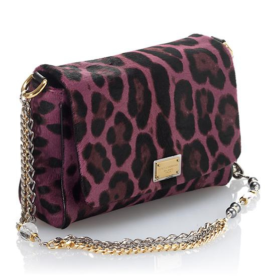 56856c13e585 Bag Lady  Dolce   Gabbana Leopard Bag
