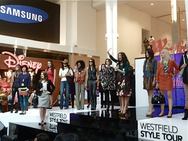 westfield fashion show stacy london