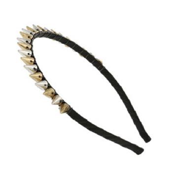 spiked-headband