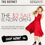 Fashiongasm!!! Outnet.com $2 Sale