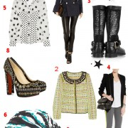 Style Picks: March 2012