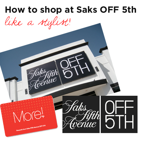 c688abb8a222 How to Shop at Saks OFF 5th | Lauren Messiah