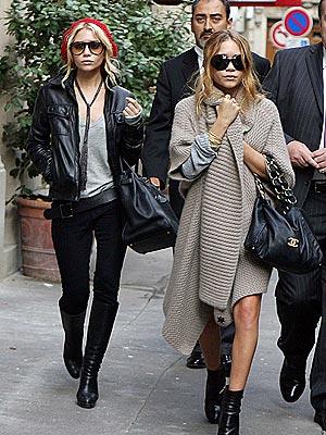 Style Icon Olsen Twins Lauren Messiah