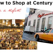 How to Shop at Century 21