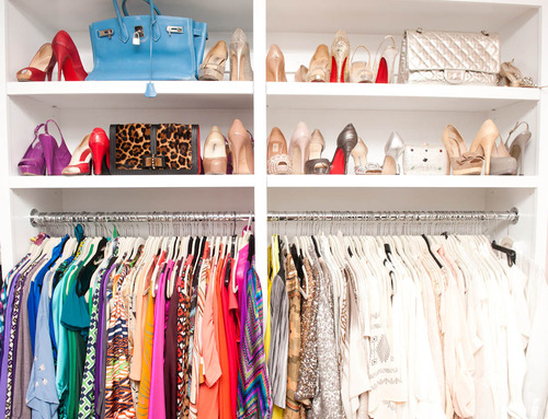 Dream closet inspiration lauren messiah - Designer kledingkast ...
