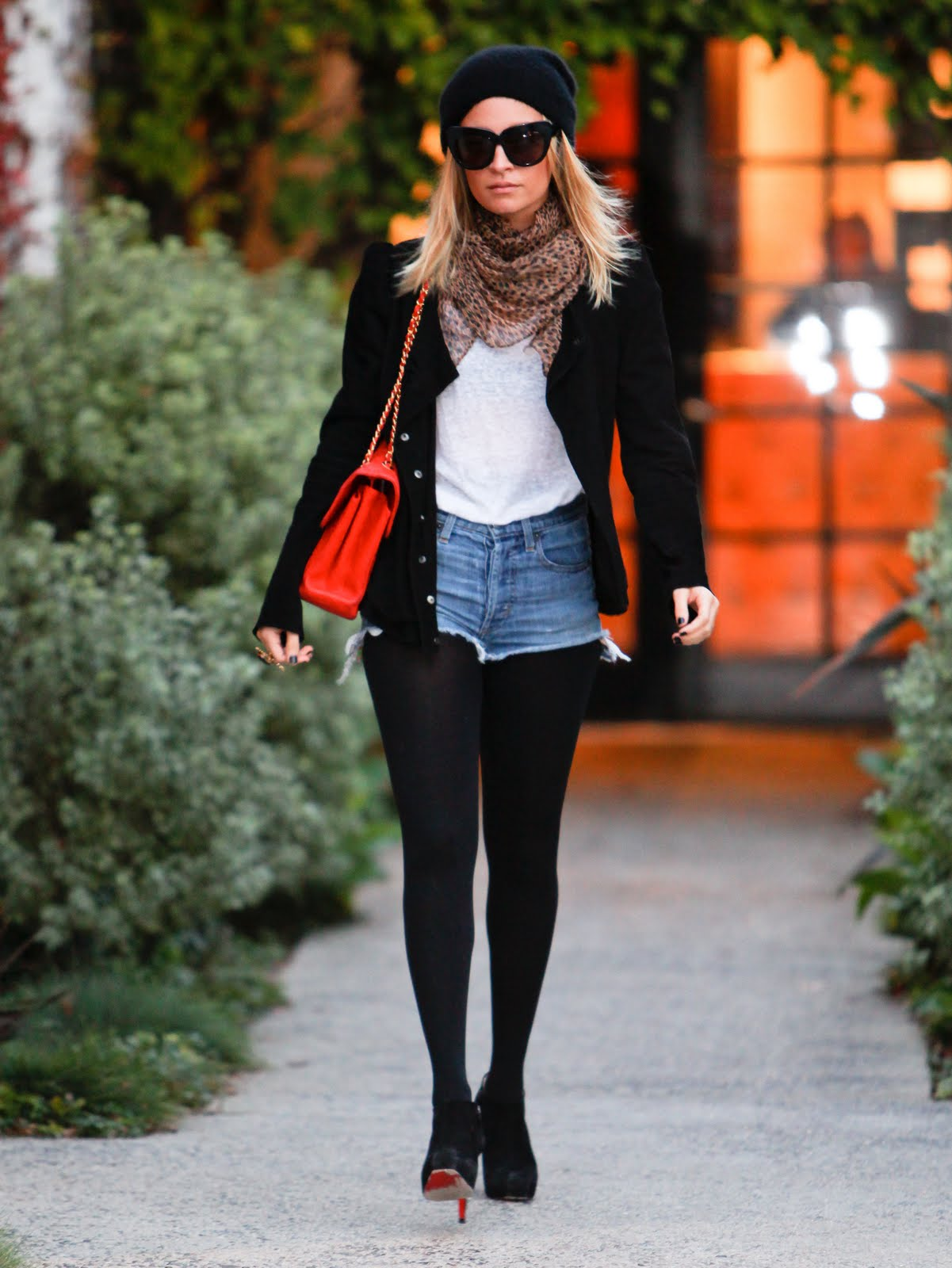 Style Icon Nicole Richie Lauren Messiah