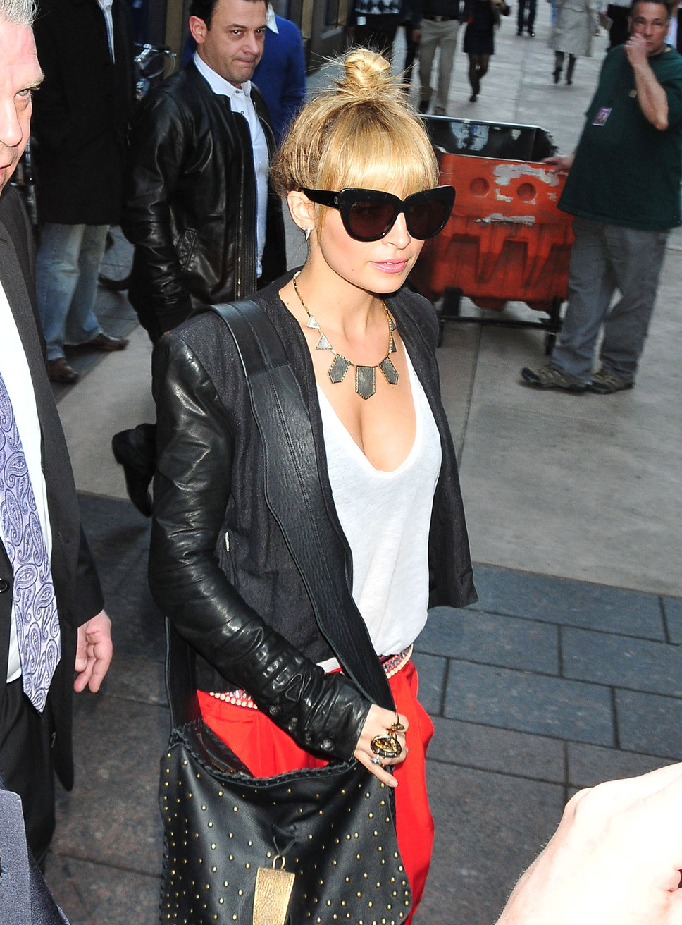 Style Icon Nicole Richie Lauren Messiah