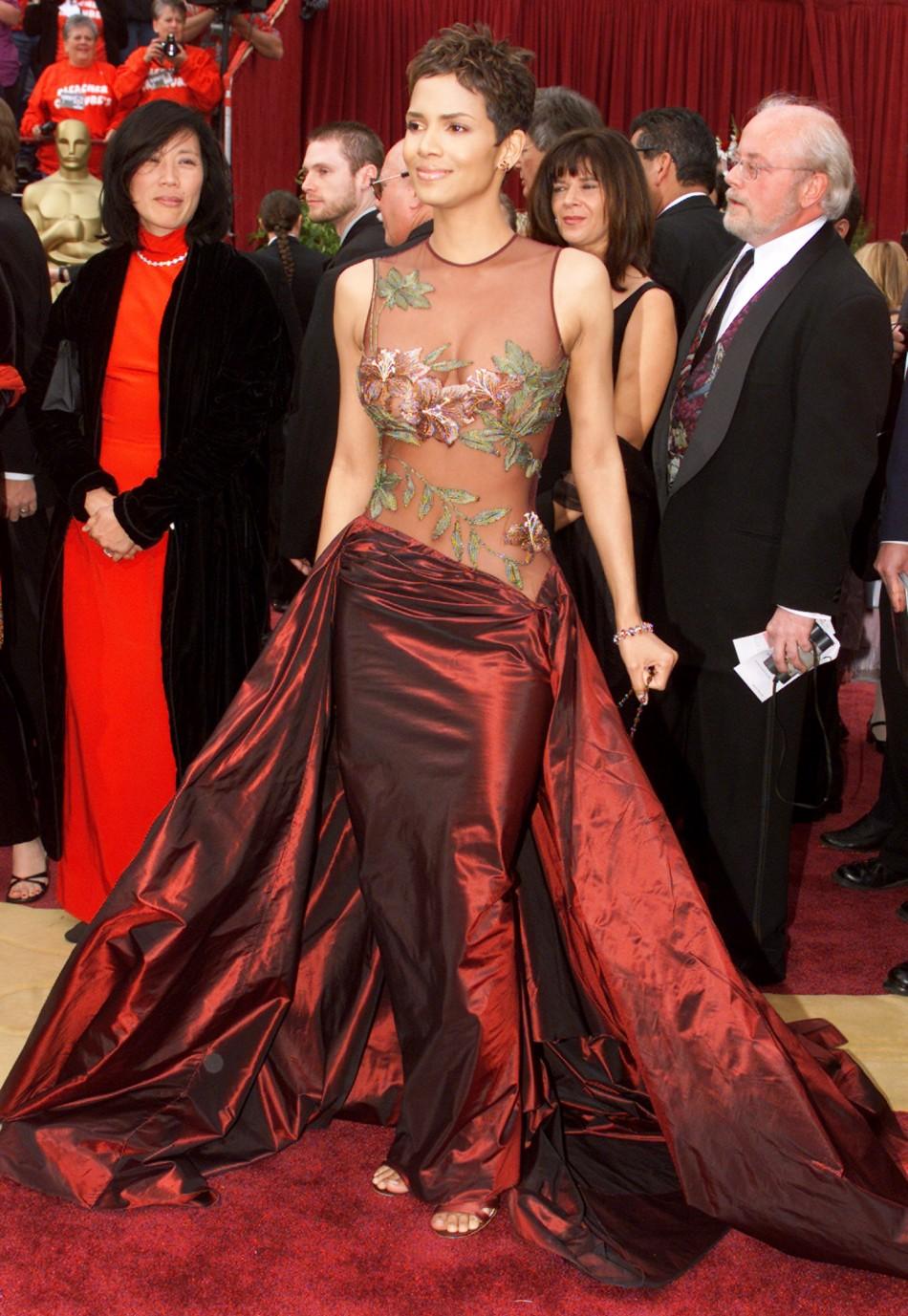 Style Icon Halle Berry