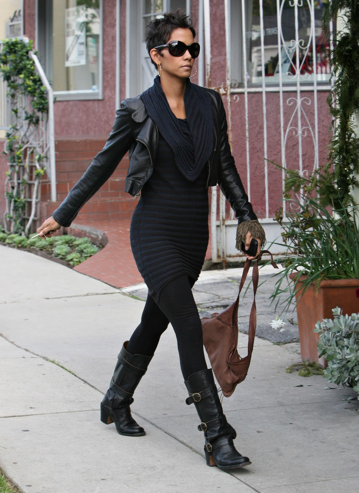 Style Icon Halle Berry Lauren Messiah