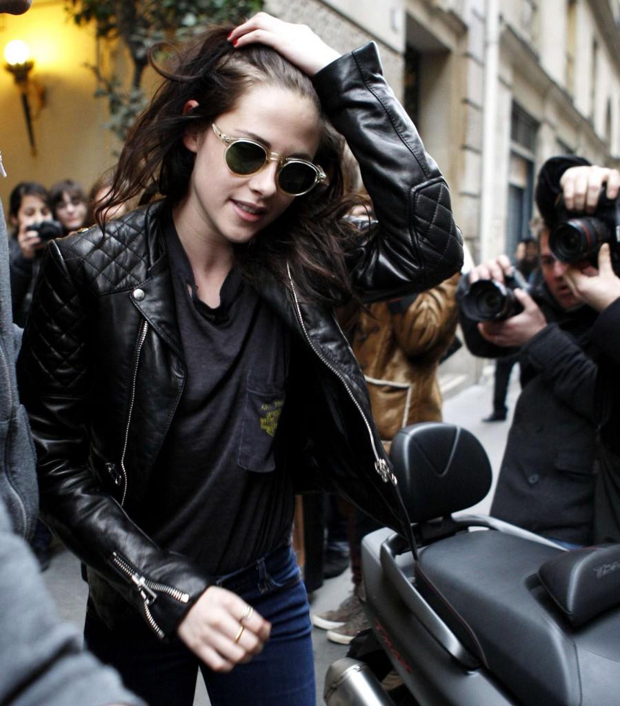 W Jej Stylu Kristen Stewart I W Jej Modnym