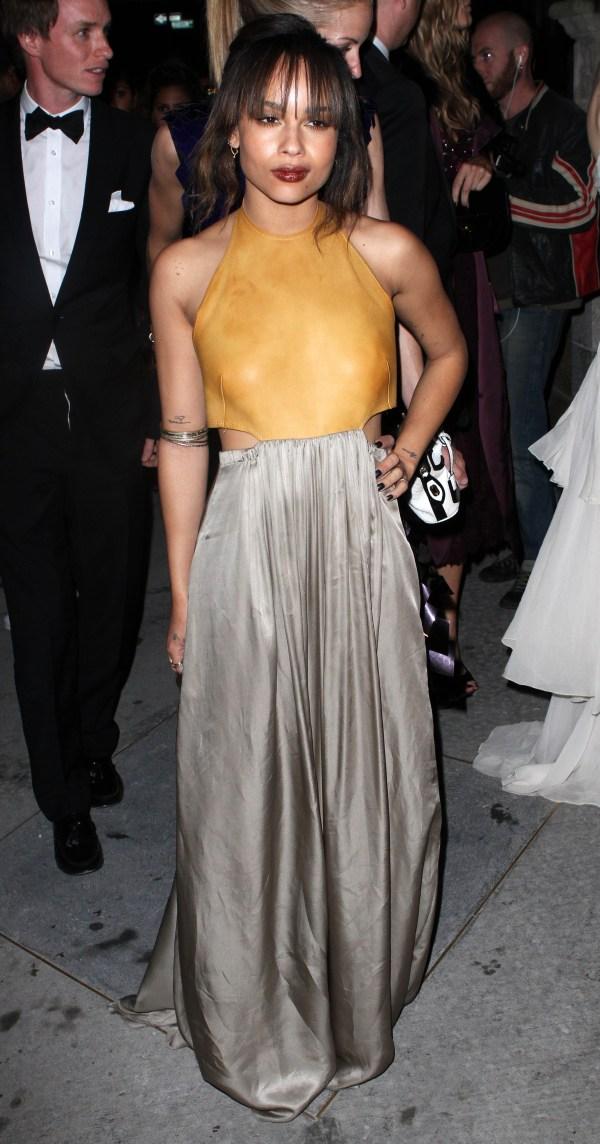 Style Icon: Zoe Kravit...