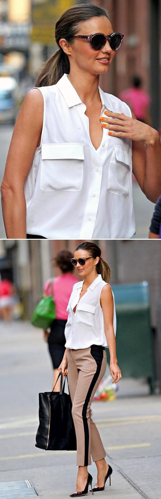 Style Icon Miranda Kerr Lauren Messiah