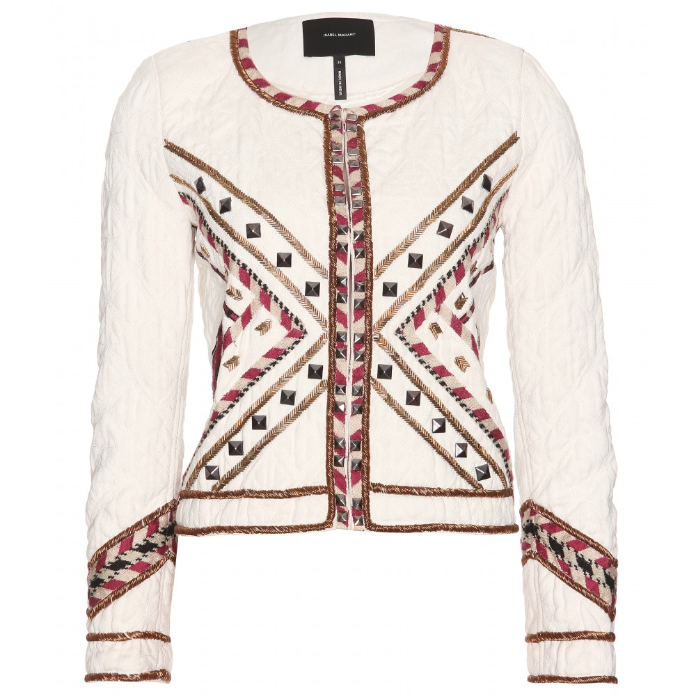 Excellent embroidery designs for jackets makaroka