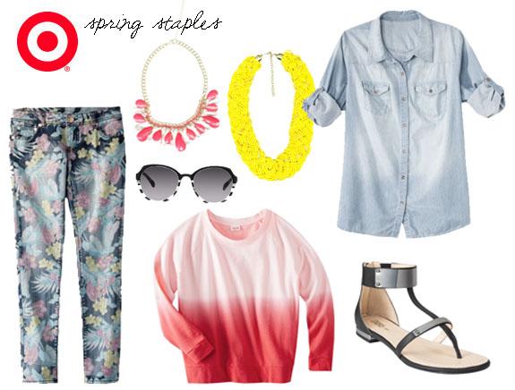 target spring