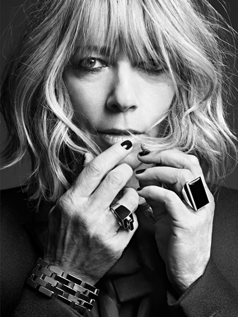 Courtney Love Stars In The Latest Saint LaurentCampaign picture