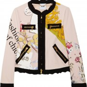 Deal of the Day: Moschino Printed Jacket