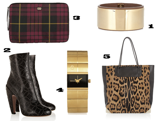 5 must haves for fall