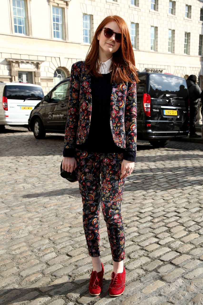 10 Stylish Ways To Wear A Suit Lauren Messiah