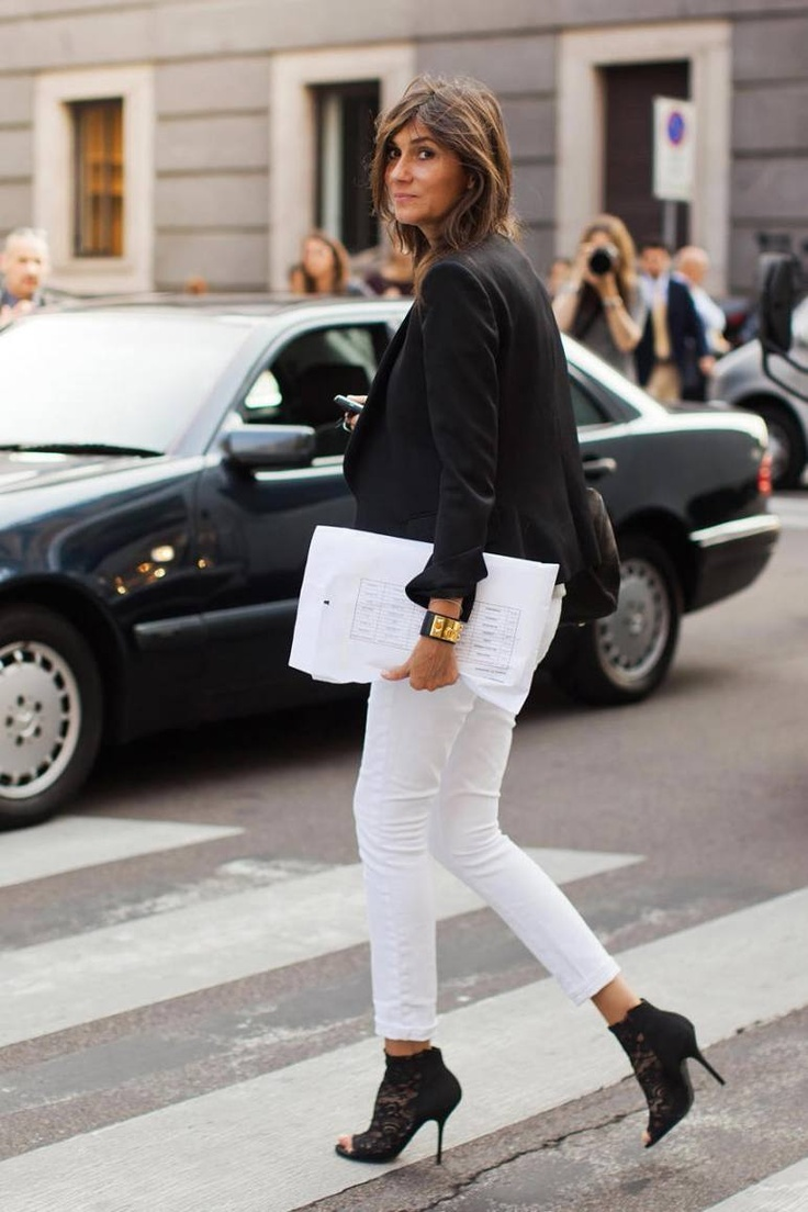 When Is It Okay To Wear White Jeans - Jeans Am
