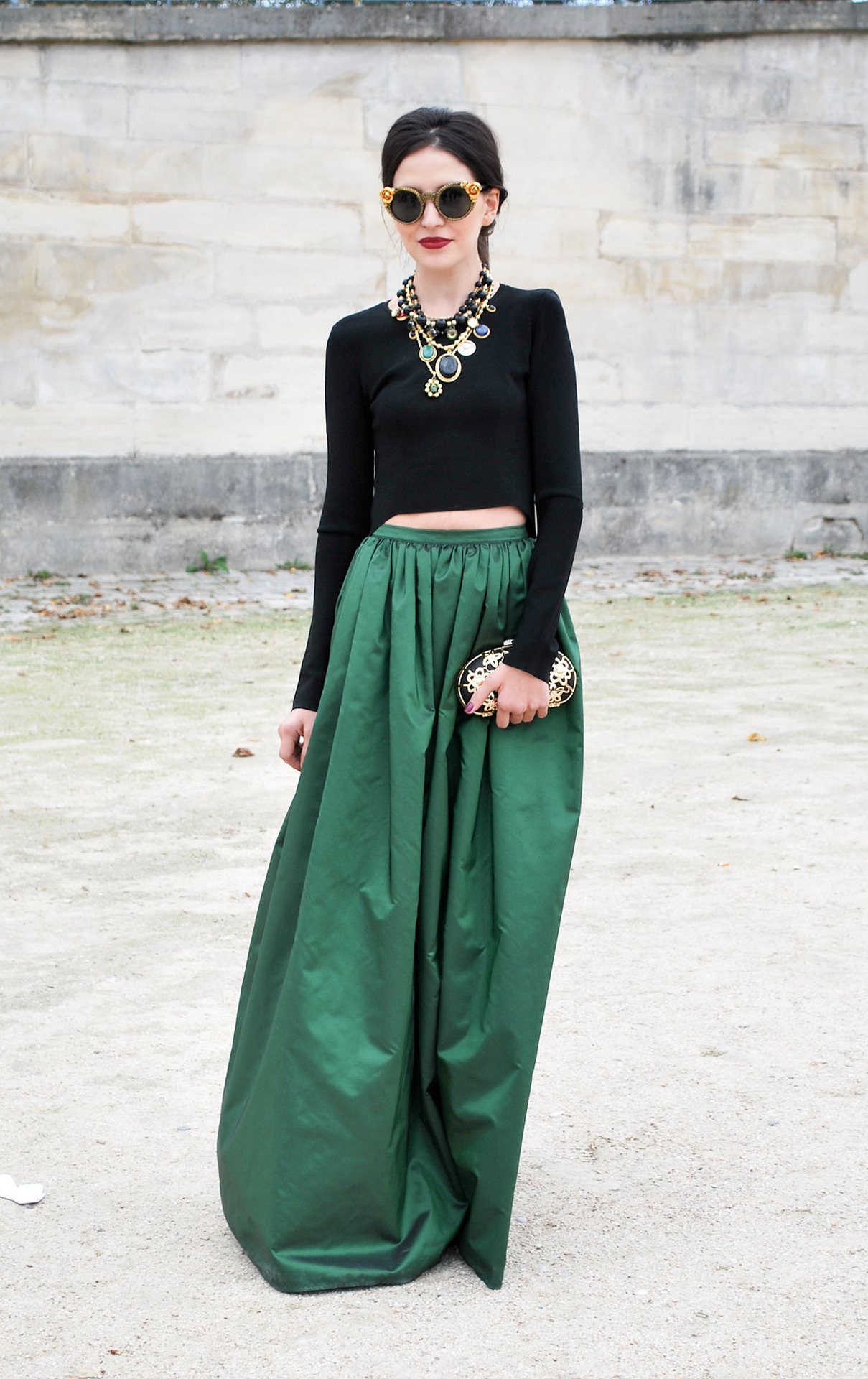 dress - Skirt Maxi outfits tumblr pictures video