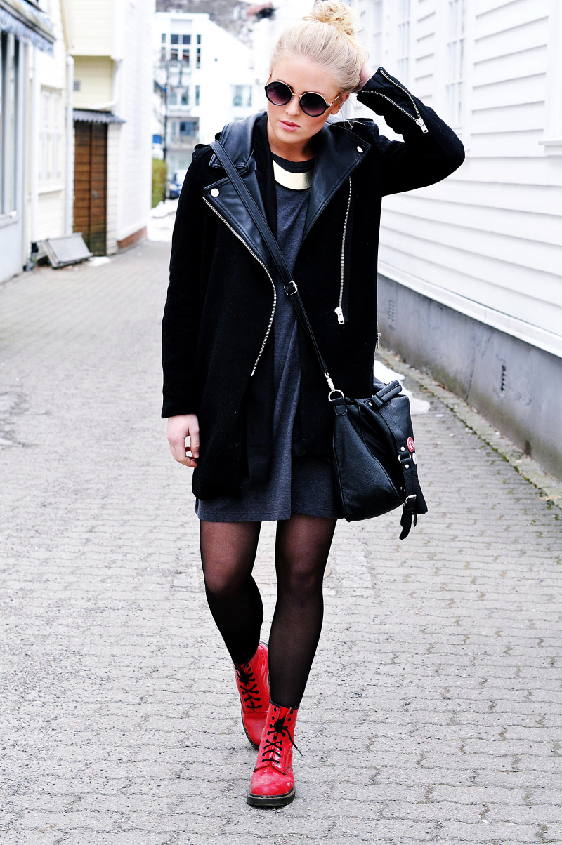 Outfits To Wear With Dr Martens Lauren Messiah