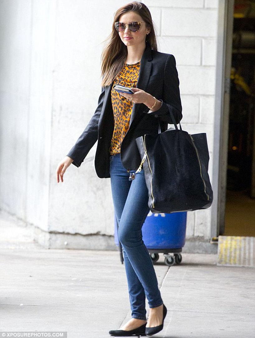 Celebrity Look For Less Miranda Kerr Lauren Messiah