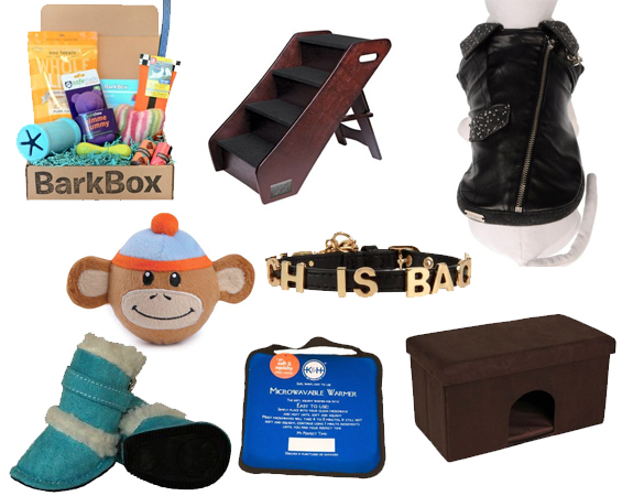 holiday gifts for your dog