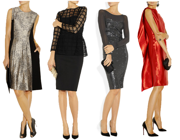 holiday office party outfit ideas