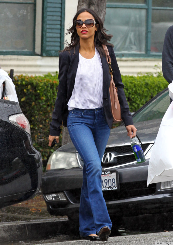 Celebrity Sightings In Los Angeles - February 25, 2011