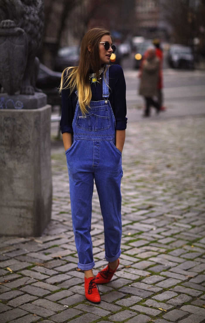 10 Ways To Wear Overalls | Lauren Messiah