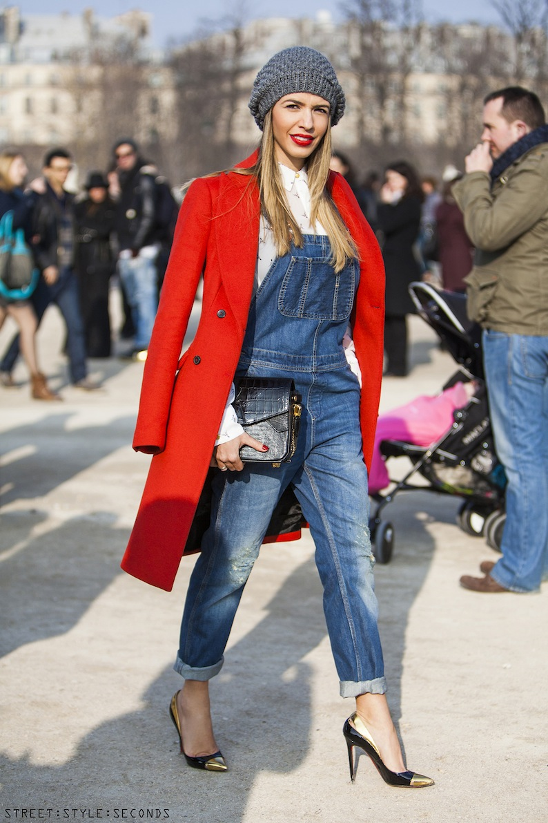 10 Ways To Wear Overalls Lauren Messiah