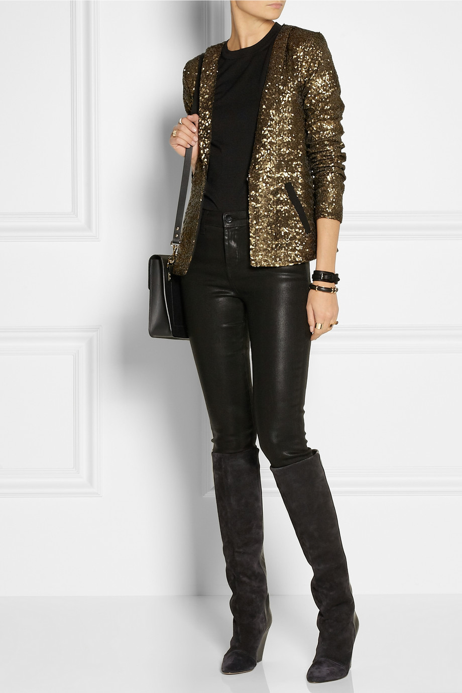 Style Yourself New Years Eve Party Outfits Lauren Messiah