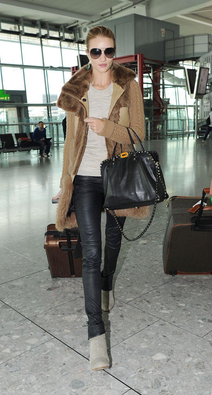 rosie airport style