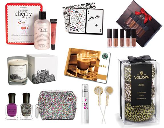 Holiday Gift Guide Secret Santa Gift Ideas Lauren Messiah