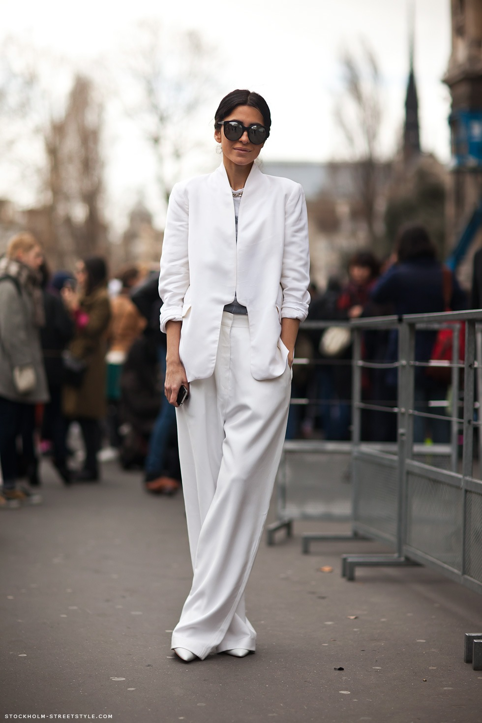 white-tailored