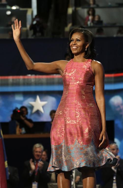 Style Profile Michelle Obama Lauren Messiah