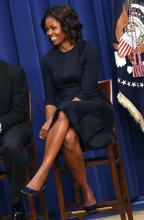 Obama And First Lady Host Event On Expanding College Opportunity At White House