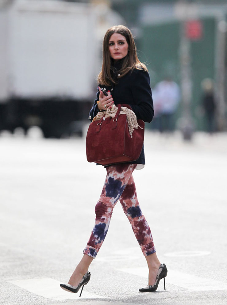 Trend Hairstyle For Man: Style Profile: Olivia Palermo