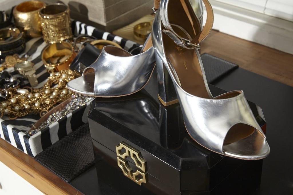 phillip lim silver shoes