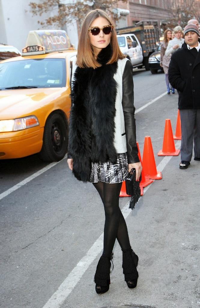 olivia-palermo-street-style-icon-leopard-dress-skirt-white-shirt-leather-9