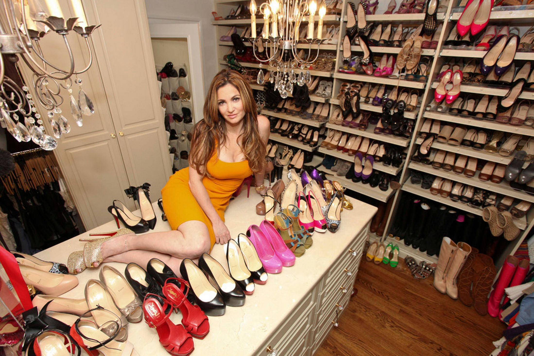 16 Drool Worthy Shoe Closets Lauren Messiah