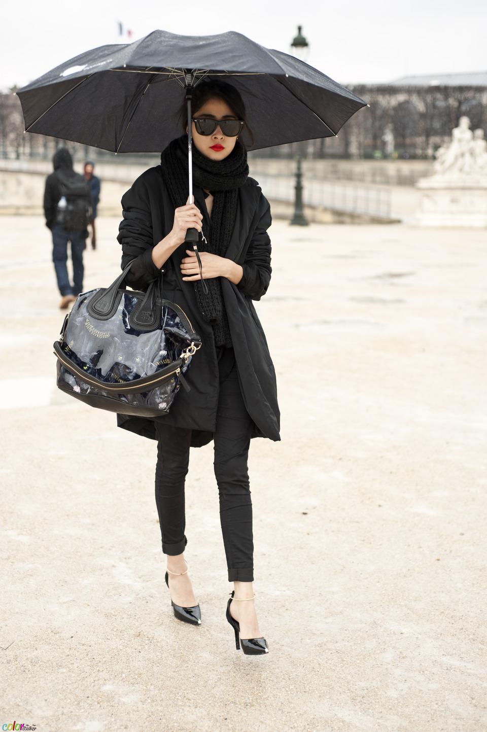 Patent An Idea >> 8 Ways to Look Chic in the Rain   Lauren Messiah