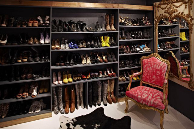 Gallery For gt Shoe Closet