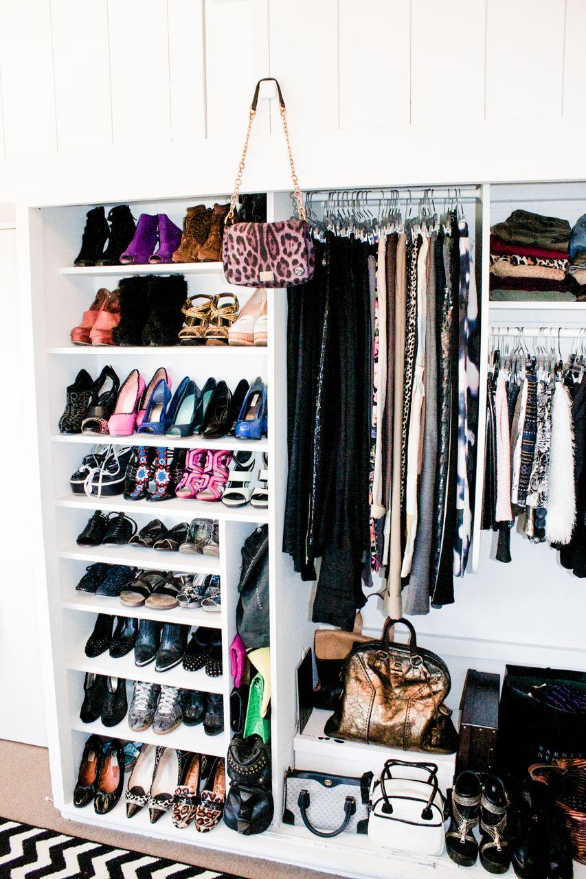 Step Inside My Shoe Closet